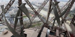 Éolienne, Tour Eiffel  Science et Avenir