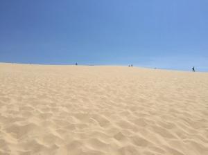 du sable à perte de vue (c) cdo